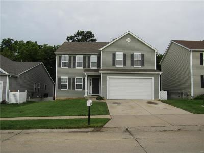 Wentzville Single Family Home For Sale: 188 Fox Creek Drive
