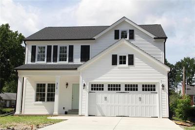 Kirkwood MO Single Family Home For Sale: $659,900