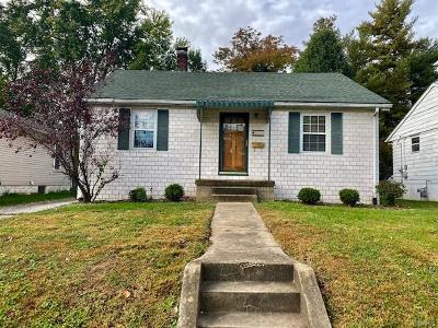 Single Family Home For Sale: 1025 Forest Avenue