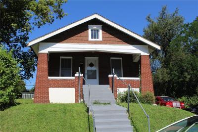 St Louis County Multi Family Home For Sale: 1601 Faris Avenue