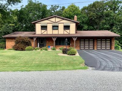 Freeburg Single Family Home For Sale: 21 Lakeview
