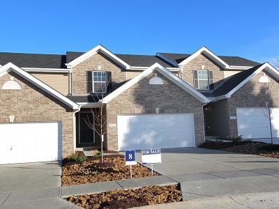 Wentzville Condo/Townhouse For Sale: 516 Peruque Commons Court