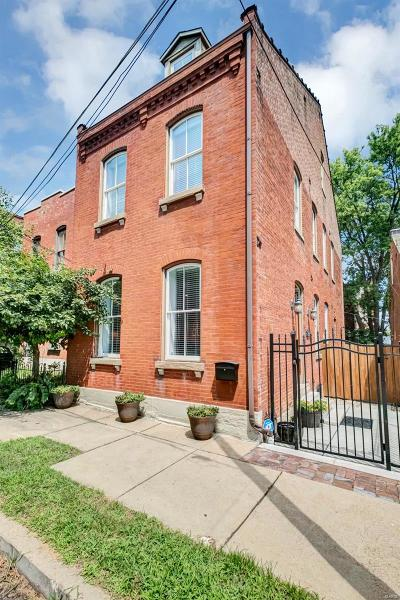 St Louis Single Family Home For Sale: 2011 James Street