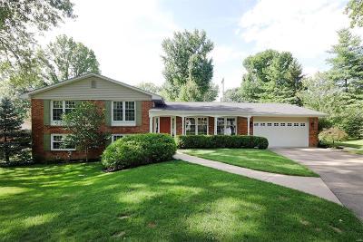 Kirkwood Single Family Home For Sale: 858 Sherilin Drive
