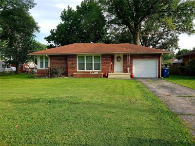 Alton Single Family Home For Sale: 227 West Delmar Avenue