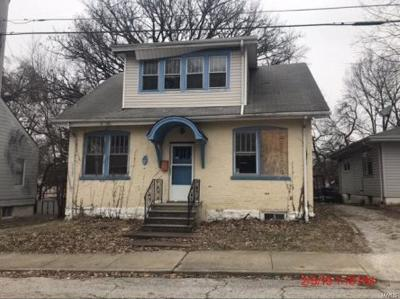Belleville Single Family Home For Sale: 23 South 16th
