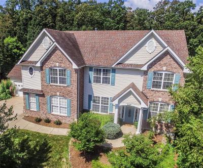 Eureka Single Family Home For Sale: 937 Stone Spring Drive