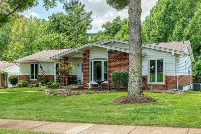Ballwin Single Family Home For Sale: 317 Wildforest Drive