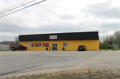 Sullivan Commercial For Sale: 1374 South Service Road West