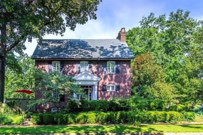 St Louis County Single Family Home For Sale: 7200 Pershing Avenue