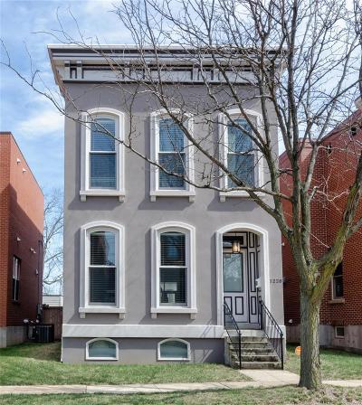 St Louis Single Family Home For Sale: 1228 Dolman St