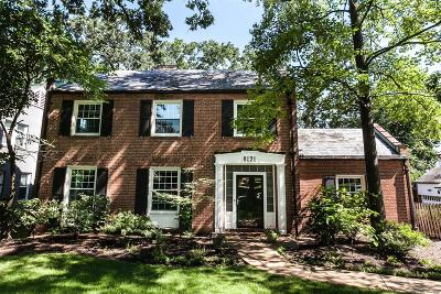 University City Single Family Home For Sale: 8121 Gannon Avenue