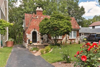 St Louis Single Family Home For Sale: 127 Peeke Avenue