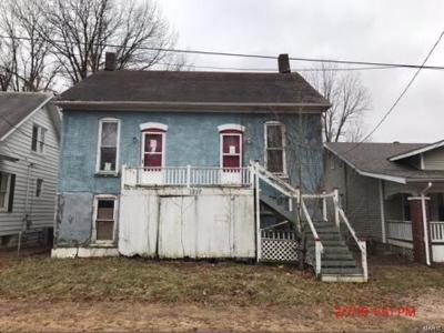 Alton Multi Family Home For Sale: 1217 East 5th