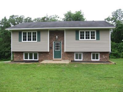De Soto Single Family Home For Sale: 4400 Possum Holler Road