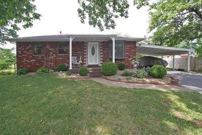 Granite City Single Family Home For Sale: 8 Sunflower Ct