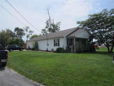 Jerseyville Single Family Home For Sale: 608 East Carpenter Street