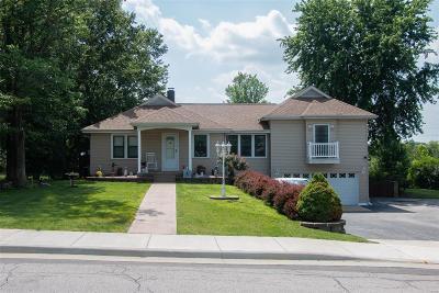 Eureka Single Family Home For Sale: 331 Eureka Road