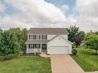 Belleville Single Family Home For Sale: 2904 Wye Oak