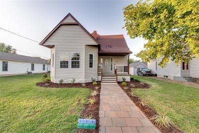 De Soto Single Family Home For Sale: 512 Jefferson Street
