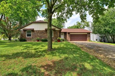 Glen Carbon Single Family Home For Sale: 5 Depot