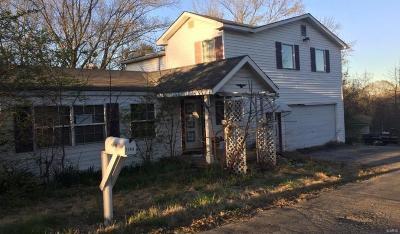 Arnold Single Family Home For Sale: 2380 Glenn Drive