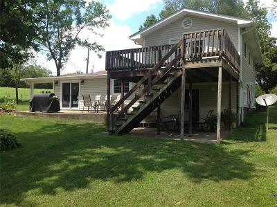 Phelps County, Franklin County, Crawford County, Gasconade County, Maries County, Osage County Farm For Sale: 4023 Juedeman