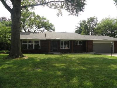 Jerseyville Single Family Home For Sale: 1104 Reddish Drive