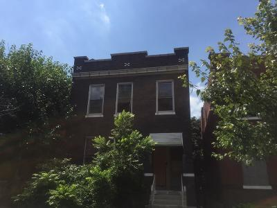 St Louis MO Multi Family Home For Sale: $35,900