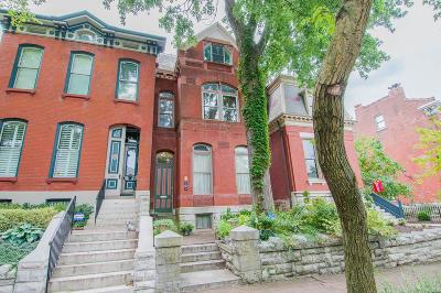 St Louis Single Family Home For Sale: 1906 Lasalle
