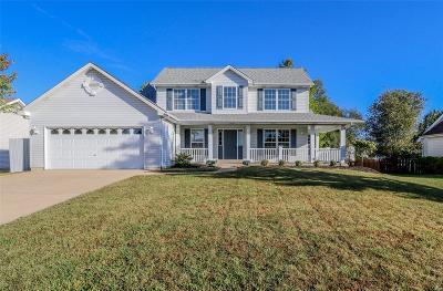 Dardenne Prairie Single Family Home For Sale: 121 Sanctuary Drive