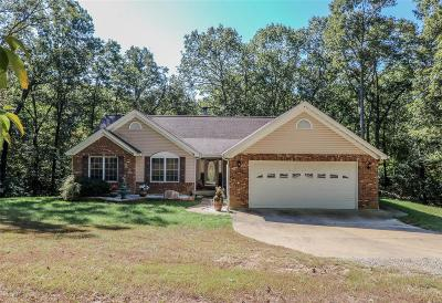 warrenton Single Family Home For Sale: 24833 Turkey Ridge Drive