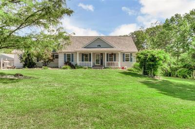 warrenton Single Family Home For Sale: 23801 Lone Oak Lane