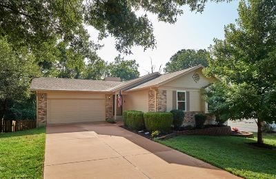 Ballwin Single Family Home For Sale: 432 Harvest Hill