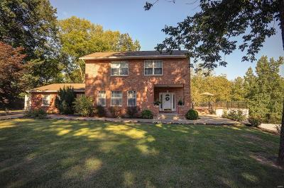 Red Bud Single Family Home For Sale: 6861 White Pine Lane