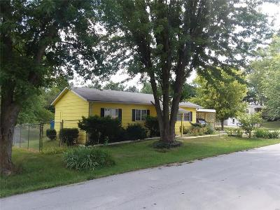 Paris Single Family Home Active Under Contract: 616 Bryan Ave