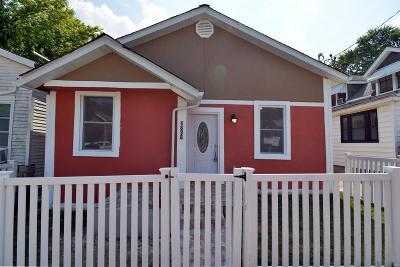 Single Family Home For Sale: 4838 Heidelberg Avenue