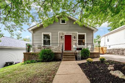 Single Family Home For Sale: 7417 Nottingham Avenue