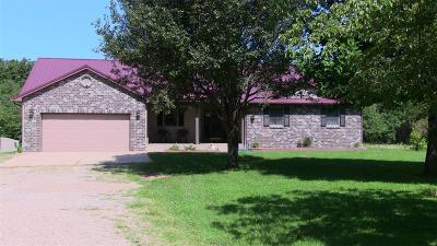 Bonne Terre Single Family Home For Sale: 8423 Trailwood Drive