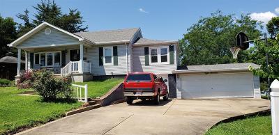 De Soto Single Family Home For Sale: 800 North 6th