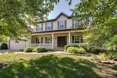 St Peters Single Family Home For Sale: 30 Benton Downs Court