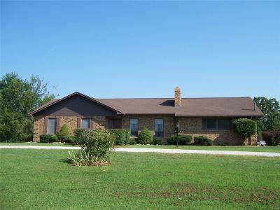 De Soto Single Family Home For Sale: 5201 State Road H