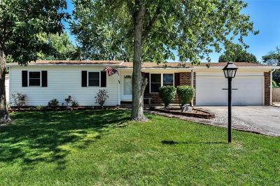 St Peters Single Family Home For Sale: 14 Jeffrey Wayne Drive