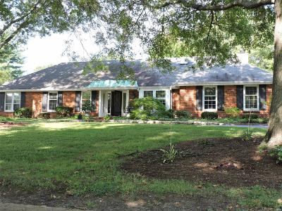 Town and Country Single Family Home For Sale: 3015 Westham Drive