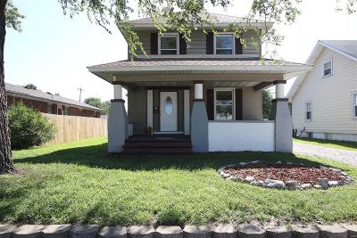 Wood River Single Family Home For Sale: 571 North Wood River Avenue