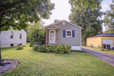 Fairview Heights Single Family Home For Sale: 17 Roselawn Avenue