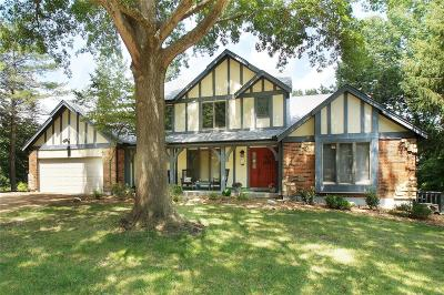 Wildwood Single Family Home For Sale: 1933 Gastorf Pointe Court