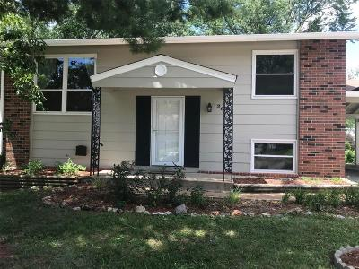 Single Family Home For Sale: 2671 Bennington