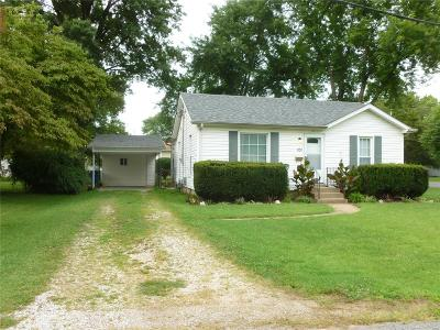 Collinsville Single Family Home For Sale: 101 March Drive