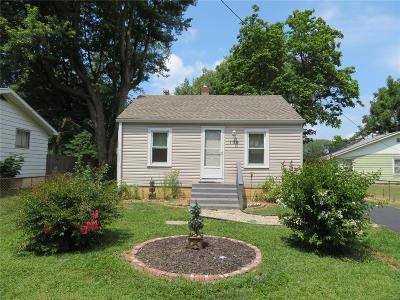 East Alton Single Family Home For Sale: 109 Lakeside Avenue